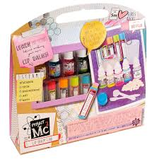 amazon com project mc2 create your own lip balm lab kit toys u0026 games