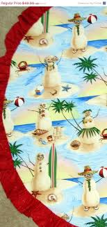 themed tree skirts best 25 tropical christmas tree skirts ideas on