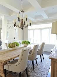 Best Dining Room Images On Pinterest Dining Room Crystal - Upholstered chairs for dining room