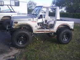suzuki jeep 1990 4wdfactory 1988 suzuki samurai specs photos modification info at