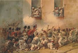 siege of the siege of lucknow during the sepoy mutiny 1857