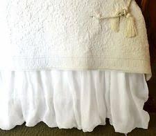 soft surroundings bed skirts ebay