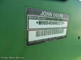 john deere serial number decoder the best deer 2017