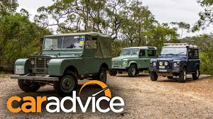 land rover series 1 land rover defender 90 old v new featuring 1948 series 1 and
