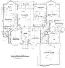 luxury custom home floor plans custom home floor plan 1000 1000 ideas about custom house