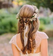 flower for hair wedding 15 bridal hairstyles you should try pretty designs