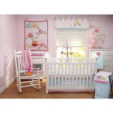 Lambs And Ivy Bedding For Cribs by Nojo Love Birds 4 Piece Crib Bedding Set Crown Craft Babies