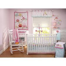 Owl Queen Comforter Set Nojo Love Birds 4 Piece Crib Bedding Set Crown Craft Babies