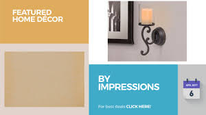 by impressions featured home décor youtube
