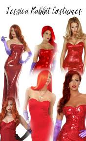Rabbit Halloween Costume 25 Jessica Rabbit Costume Ideas Jessica