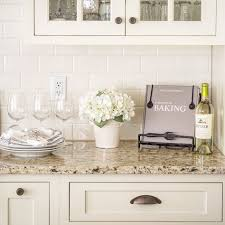 Best  Off White Cabinets Ideas On Pinterest Off White Kitchen - Backsplash with white cabinets
