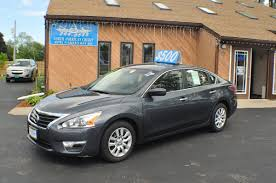 nissan altima 2013 ls 2013 nissan altima s gray used sedan sale