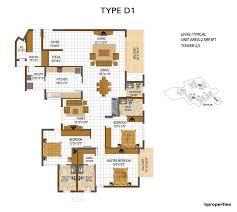 South Ridge Floor Plans Bangalore Properties August 2010