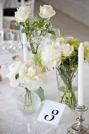 magnolia rouge wedding decor wedding details bud vases