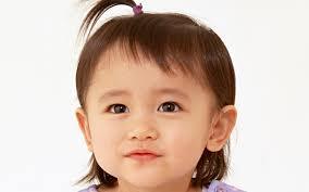 baby girl hair girl hair style