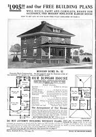 funeral home floor plan sears homes 1908 1914
