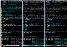 50 S Color Scheme by Csapprox Bringing Gvim Colorschemes To The Terminal