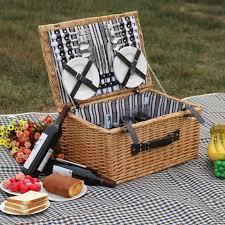 Picnic Basket Set Popular Picnic Basket Set Wicker Buy Cheap Picnic Basket Set