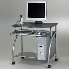 Small Metal Computer Desk Lovable Metal Computer Desk Magnificent Interior Design Ideas With