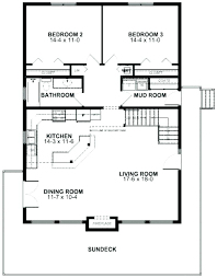 small lake home floor plans floor image of lake cabin plans with loft bottom house cottage