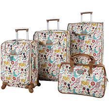 bloom bags for bloom friends 4 luggage set bloom