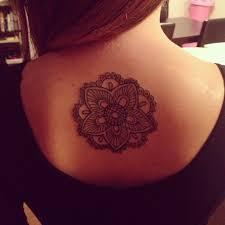spiritual mandala tattoo designs