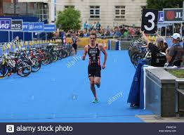 leeds uk 12th june 2016 alastair brownlee breaks away with three