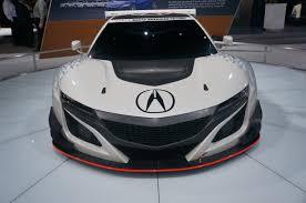 acura unveils nsx gt3 racecar myautoworld com