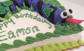 snake cake emoticakes