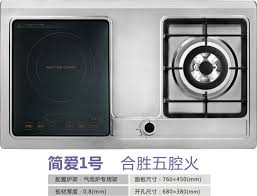 Built In Induction Cooktop 2 Burner Induction Cooktop Stainless Steel Spray Painting Built In