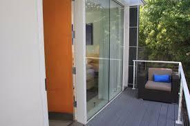 foto de kimber modern hotel austin white suite private patio