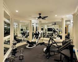 Home Gym Design Tips And Pictures Home Gym Design Tips And - Home gym interior design