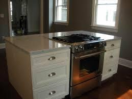 island kitchen with stove hirea