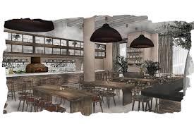Open Kitchen Restaurant Design Good Life Projects Will Open U201cla Italian U201d Restaurant Passo In Old