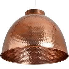 Hammered Copper Pendant Light Home Lighting Hammered Copper Pendant Light Hammered Copper