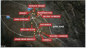 san jose unified district map parents alerted to norovirus outbreak in san jose schools story