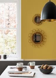 cuisine couleur miel cuisine couleur moutarde idées de décoration capreol us