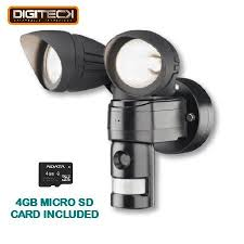 security light with camera built in y5j1 twin spot security floodlight with built in camera 4gb memory
