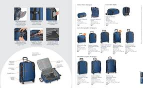 briggs and riley premier luggage with a lifetime warranty