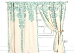 Gold And Teal Curtains Glamorous Blue And Gold Kitchen Curtains U2013 Muarju