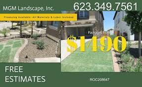 picking the right phoenix landscape contractor