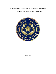 download harris county district attorney u0027s office operations