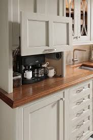 cabinet for kitchen appliances room by room inspiration series the kitchen appliance garage