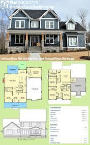 craftsman farmhouse plans outstanding 1 5 craftsman house plans home design javiwj