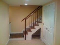 finishing basement stairs remodeling basement stairs