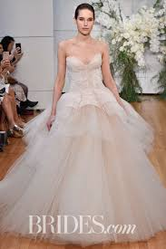 wedding dresses with color 61 colored wedding dresses from bridal fashion week brides