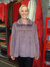 robes de chambre de marque veste courte d interieur pour femme collection hiver 2013 2014