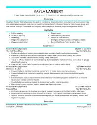 Food Industry Resume Colored Fire Essay Cover Letter Example Referral By A Friend Help