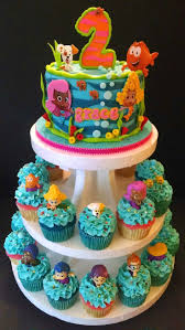 Bubble Guppies Decorations 19 Best Bubble Guppies Cake Images On Pinterest Striking