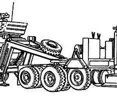 coloring pages horse trailer truck and horse trailer coloring pages